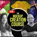 SkillShare – The Mockup Creation Course for Adobe Photoshop and Affinity Photo