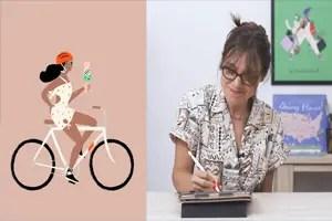 Animation for Illustration Adding Movement with Procreate & Photoshop
