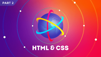 Code with Mosh - The Ultimate HTML5 & CSS3 Series. Part 2