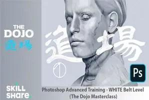 Skillshare - Photoshop Advanced Training - BLACK Belt Level (The Dojo Masterclass)
