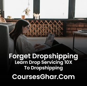 Forget Dropshipping Learn Drop Servicing 10X To Dropshipping