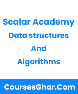 Scalar Academy - Data structures & algorithms