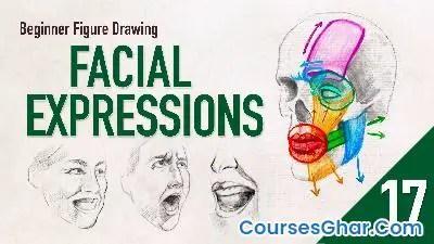 Skillshare - Beginner Figure Drawing - Facial Expressions