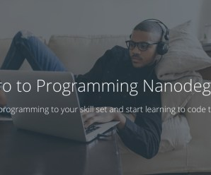 UDACITY – Intro to Programming Nanodegree v3.0.0
