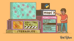 Python's map() Function Transforming Iterables