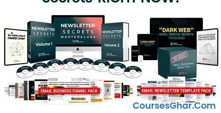 Duston McGroarty - Newsletter Secrets Masterclass