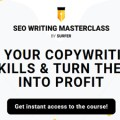 SEO Writing Masterclass with Surfer