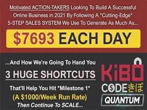 Steven Clayton & Aidan Booth - The Kibo Code Quantum (Update 1 & 2)