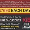 Steven Clayton & Aidan Booth – The Kibo Code Quantum (Update 1 & 2)