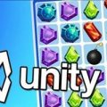 Learn To Create a Match-3 Puzzle Game in Unity