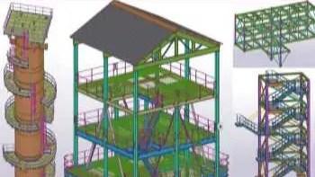 Tekla Structure 2020