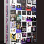 PremiumBuilder Packs Collection 2021