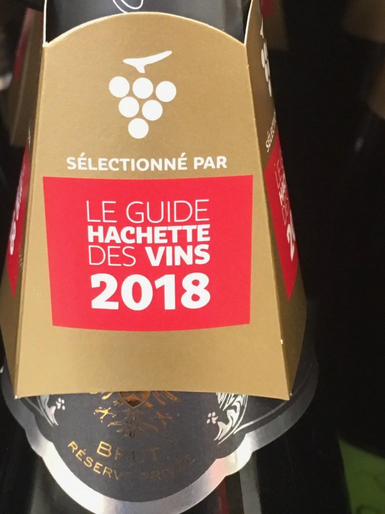 Guide Hachette vins