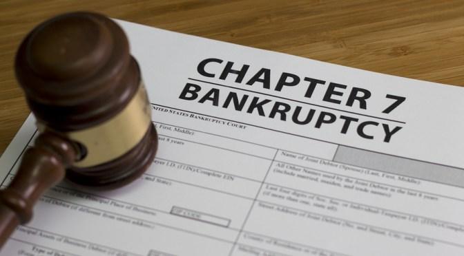 Image result for chapter 7 bankruptcy