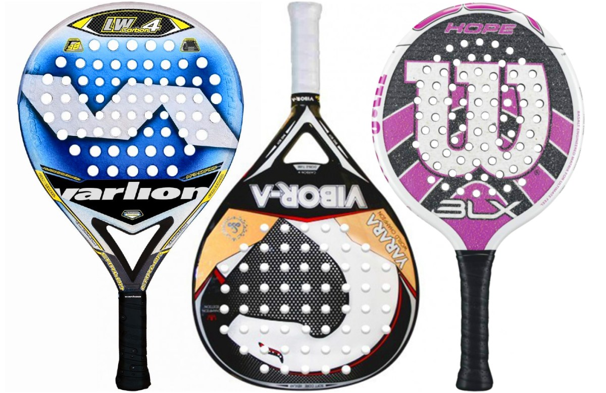 What are they playing? Platform, Paddle, Padel