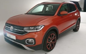 Volkswagen T Cross BVM6
