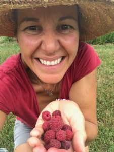 Julie pharand permaculture