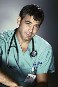 George Clooney as Doug Ross from ER