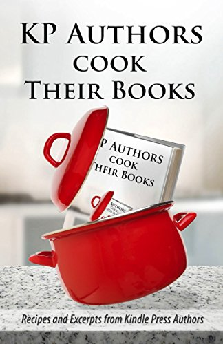 KP Author Cook Their Books