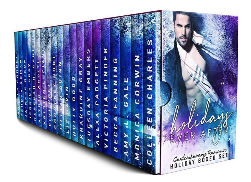 Holidays Ever After Anthology