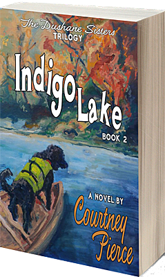 Indigo Lake 3D Cover