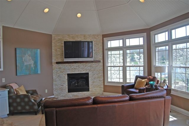 Courtney Casteel, Interior Design - Cambridge Residence