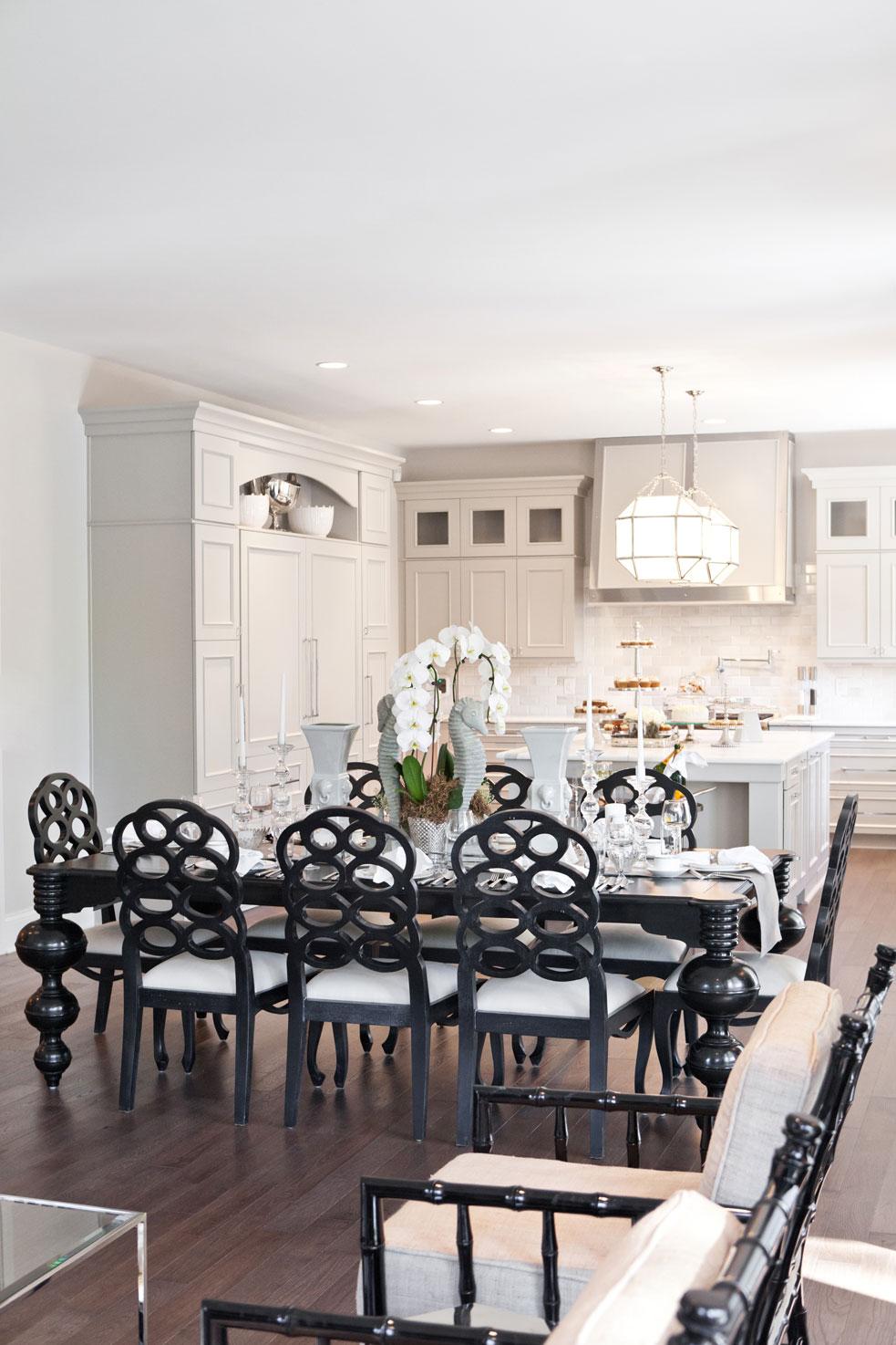 Courtney Casteel, Interior Design - Dining Room
