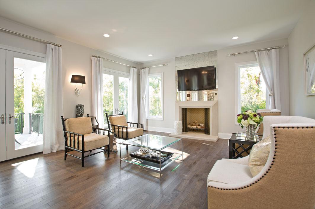 Courtney Casteel, Interior Design Living room design