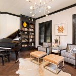 Courtney Casteel, Interior Design Music Room design