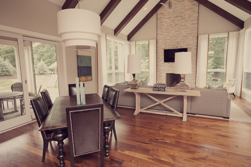 Courtney Casteel, Interior Design -Dining room