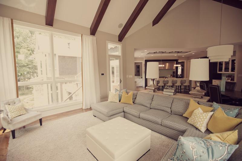Courtney Casteel, Interior Design -Living room design