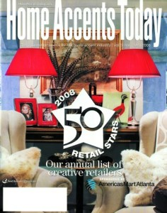 Home Accents Today Magazine May 08