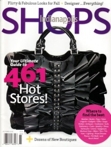 Indianapolis Shops Magazine Oct08