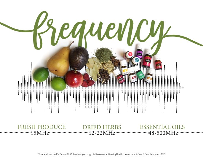 8 - Frequency of the Oils