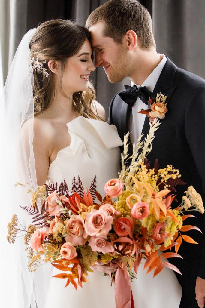 Union Station Hotel Nashville Wedding Photo