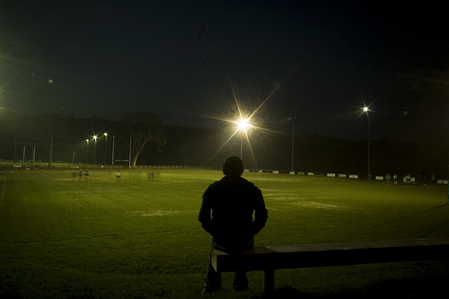 Book Friday Night Lights
