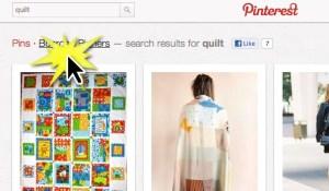 Follow Pinterest Boards