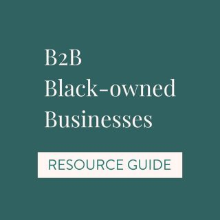 We need your help to amplify and support more B2B Black-owned businesses! ***SWIPE LEFT to get the FULL scoop and read about all the details above*** then fill out the form at the link in my bio. Thanks!