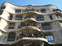 Casa Milà, aka La Pedrera