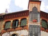 Building in l'Eixample