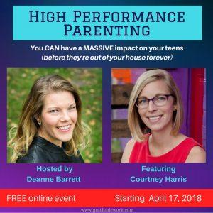 High Performance Workshop