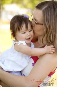 Regina Family Photographer - Sum Family - Mom & Daughter