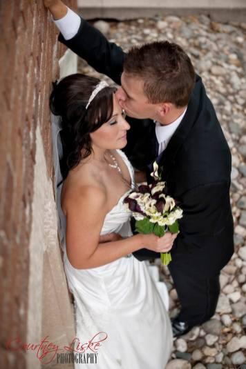 Regina Wedding Photographer - Matt & Cherise Burns - Brick Wall Creative