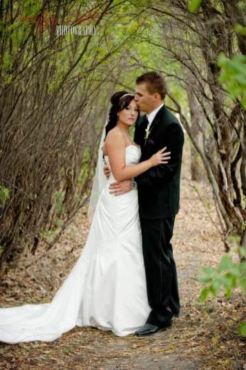 Regina Wedding Photographer - Matt & Cherise Burns - Forestry