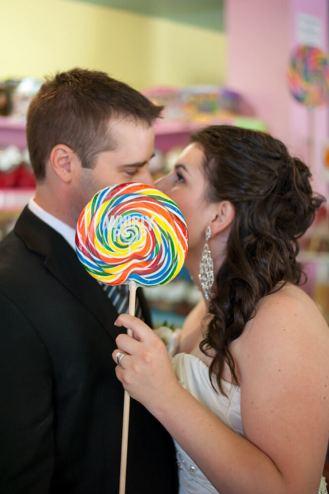 Regina Wedding Photographer - Blair & Lorelle - Dessart Sweets