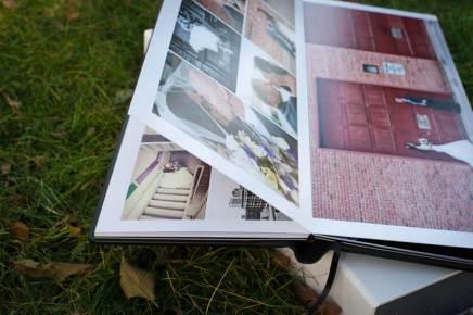 Regina Wedding Photographer - Luxury LayFlat Wedding Albums - Images