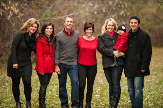Regina Family Photographe - Laczko Family - Wascana Park