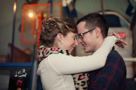 Regina Engagement Photographer - Brian & Jacey - Wonderland 2
