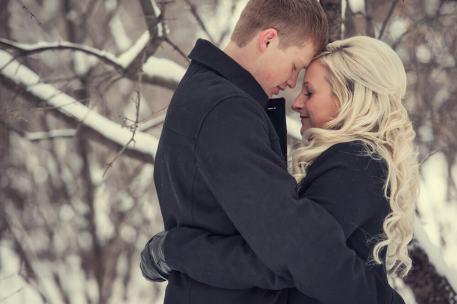 Regina Engagement Photographer - Quentin & Brittni - Outdoor