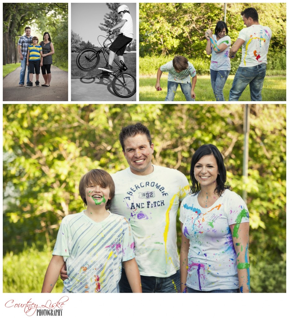 Tait Family - Regina Family Photography